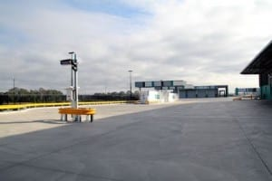 rigid post systems safety barrier