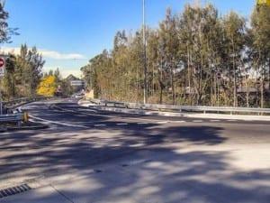 w beam guardrail roadside safety barrier