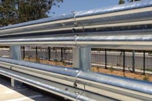tigid post systems used in rhino stop truck guard