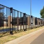 Pedestrian Fencing Type 1