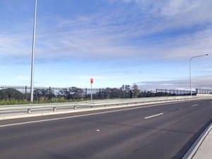 w beam guardrail crash barrier
