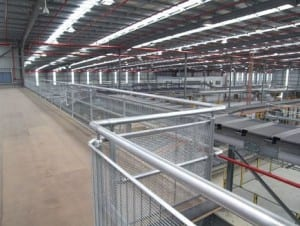 other hand railing system