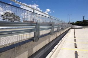 canterbury hurlstone park car park barriers project