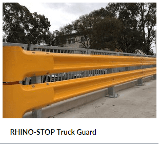 RHINO-STOP Truck Guard Barrier