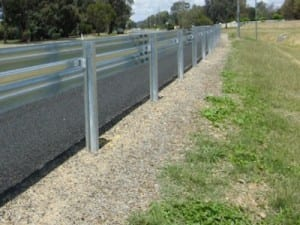ezy guard smart guardrail road barrier