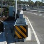 Road Barrier Crash Cushions