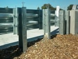 Bridge Approach Crash Barriers System