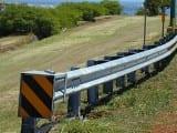 End Terminal for W Beam Guardrail