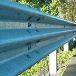 Thrie-Beam Guardrail