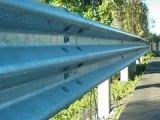 Thrie-Beam Guard Rails