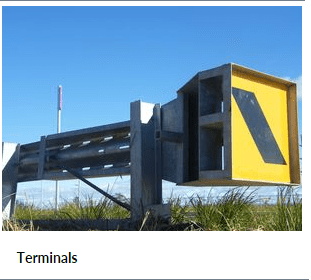 Guardrail End Terminals