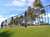 Pedestrian Fencing Type 5 of Metal Fencing Specialists