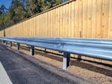 G4 W Beam Guardrail