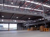 Toll Bungarribee Estate Warehouse Safety Barrier Project