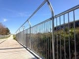 Handrail for Pedestrian Walkways