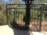 Metal Fencing Uni Fit Handrail