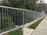 Uni Fit Handrail of Metal Fencing Specialists