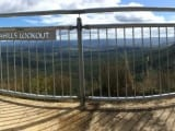 Tubular Fencing at Cahills Lookout