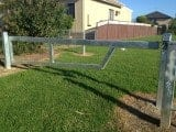 Security Fence Safety Barrier